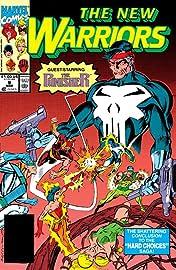 New Warriors (1990-1996) #9