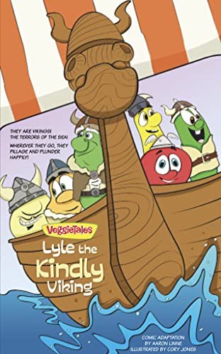 VeggieTales SuperComics: Lyle the Kindly Viking
