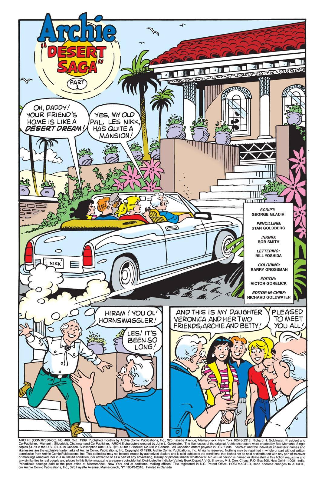 Archie #488