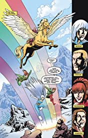 Bill Willingham's Pantheon #7