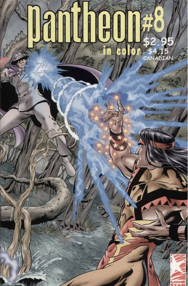 Bill Willingham's Pantheon #8