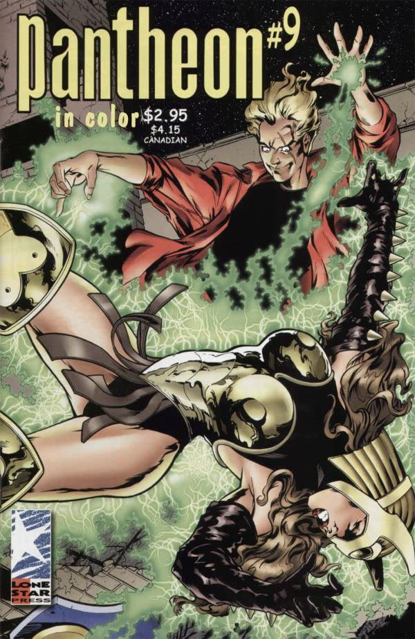 Bill Willingham's Pantheon #9