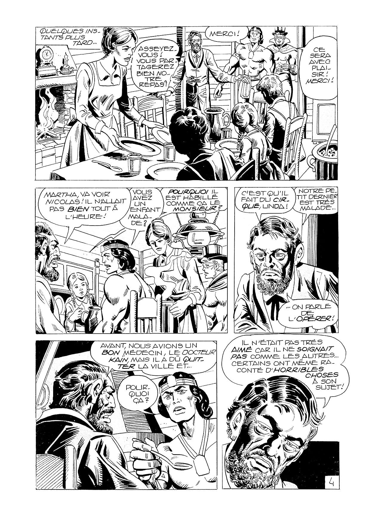 OZARK Vol. 3: Qui êtes-vous, Dr. Kain?