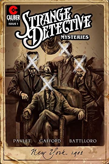 Image result for Strange Detective Mysteries caliber comics