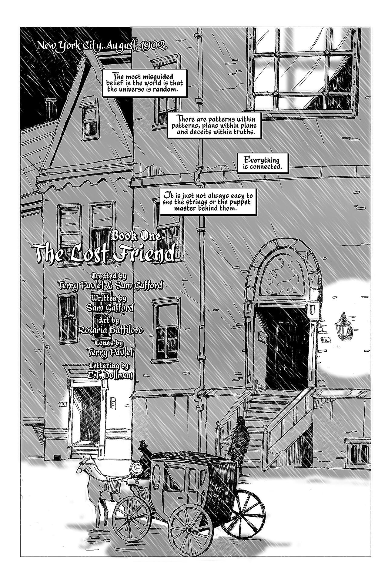 Strange Detective Mysteries #1