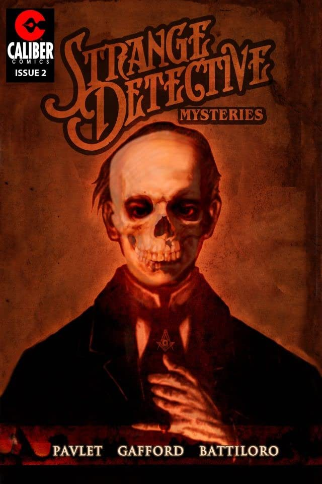 Strange Detective Mysteries #2