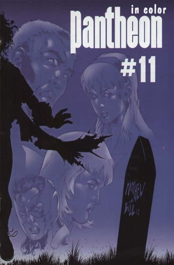 Bill Willingham's Pantheon #11