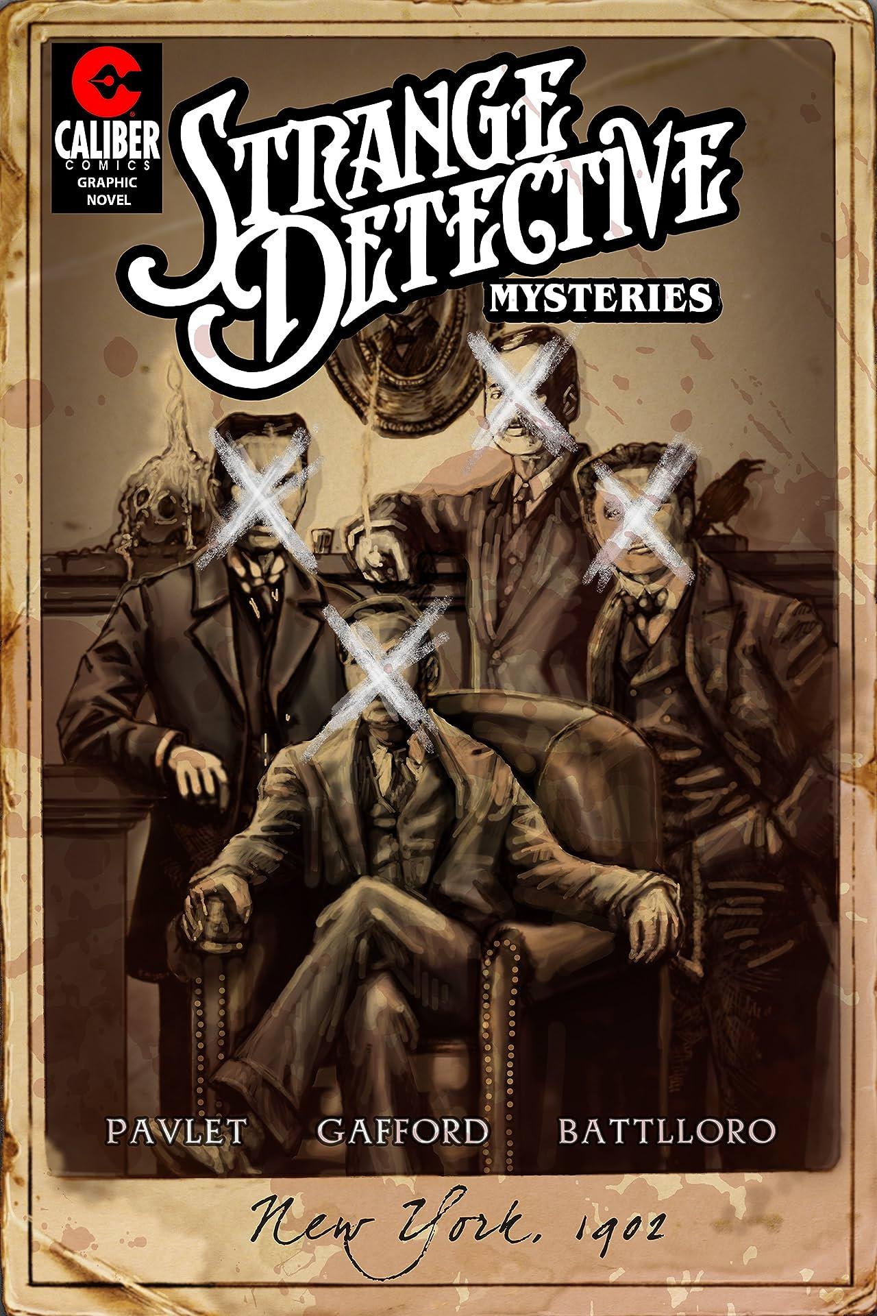 Strange Detective Mysteries