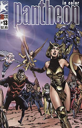 Bill Willingham's Pantheon #13