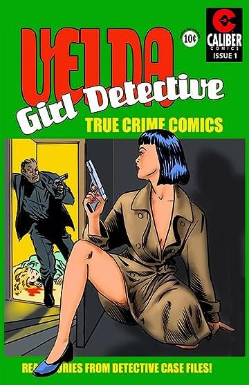 Velda: Girl Detective #1