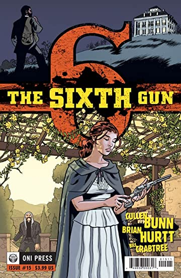 The Sixth Gun #15