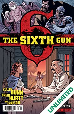 The Sixth Gun #16
