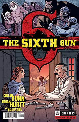 The Sixth Gun No.16
