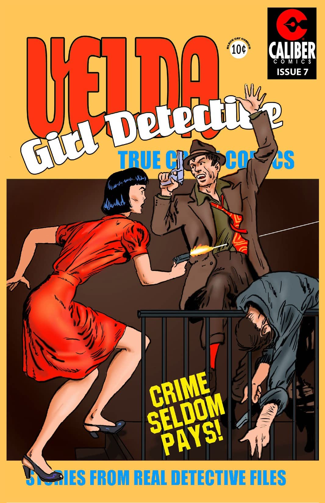Velda: Girl Detective #7