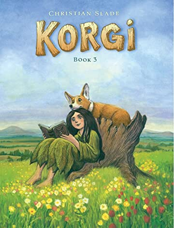 Korgi Vol. 3: A Hollow Beginning