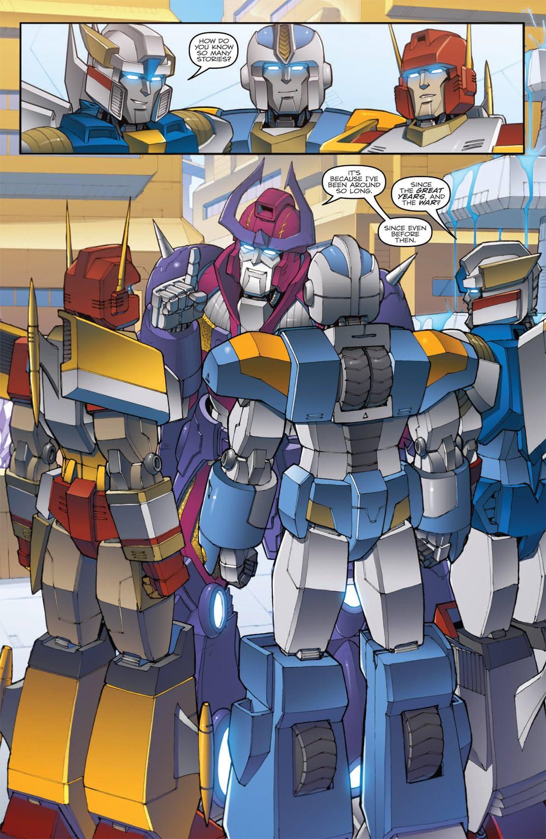 Transformers (2010-2011) #31