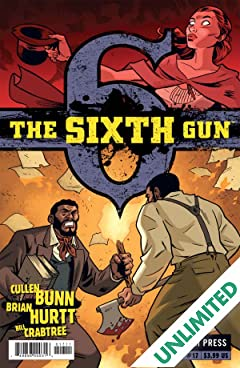 The Sixth Gun #17