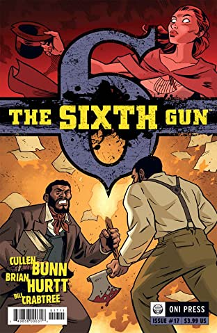 The Sixth Gun No.17