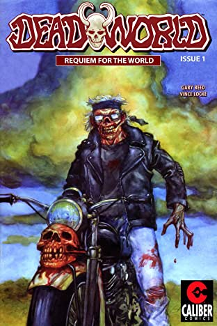 Deadworld: Requiem For The World #1