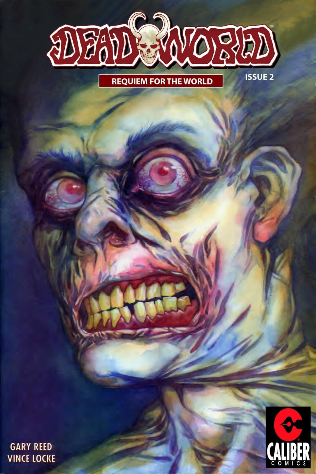 Deadworld: Requiem For The World #2