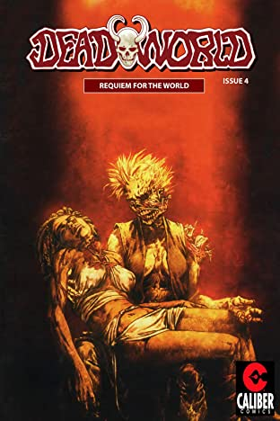 Deadworld: Requiem For The World #4