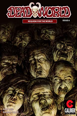 Deadworld: Requiem For The World #6