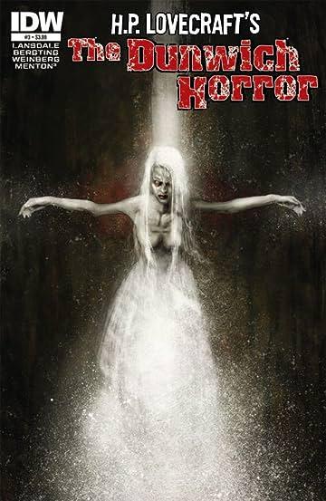 HP Lovecraft: The Dunwich Horror No.3 (sur 4)