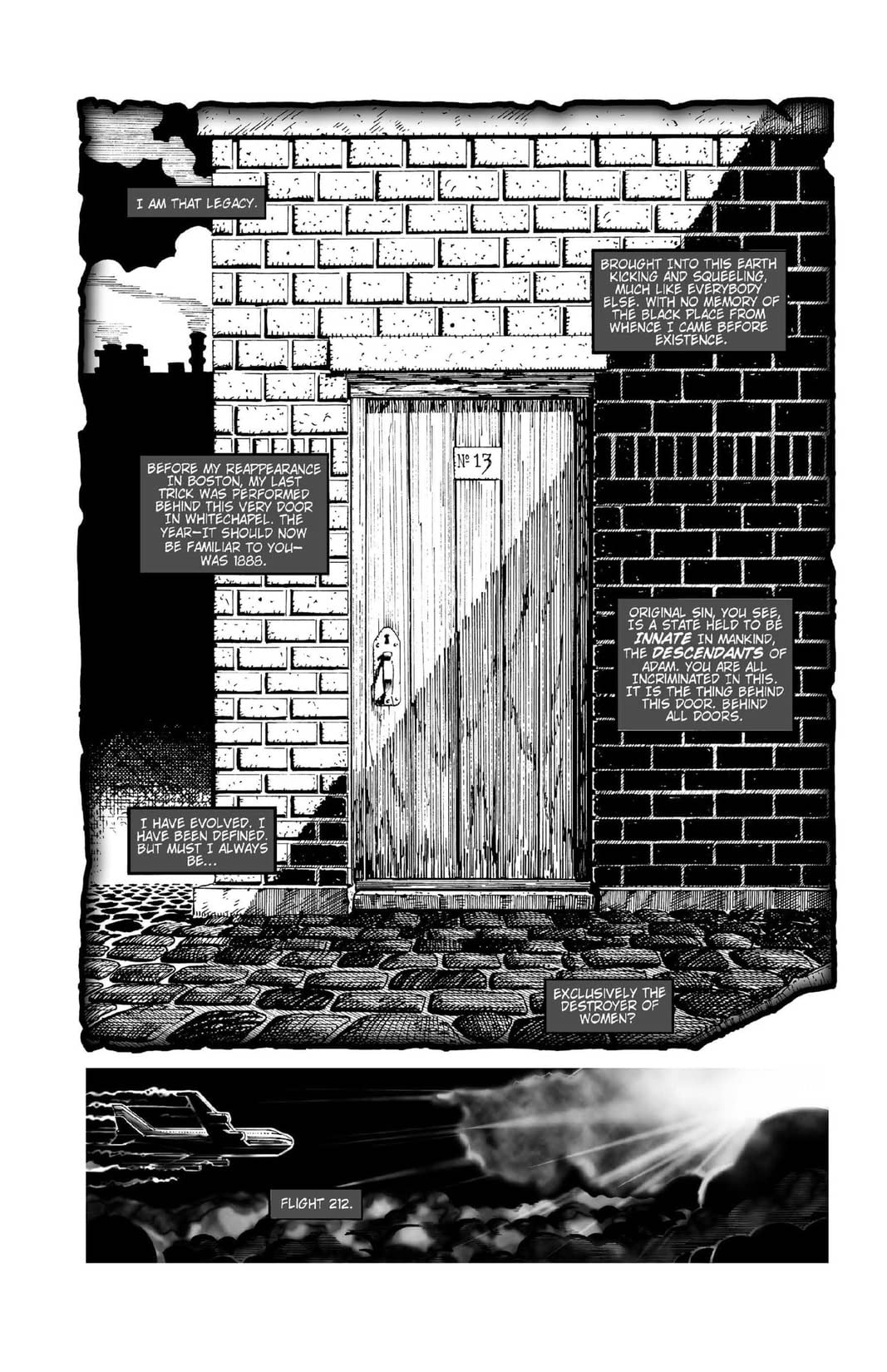 The Ripper Legacy #1