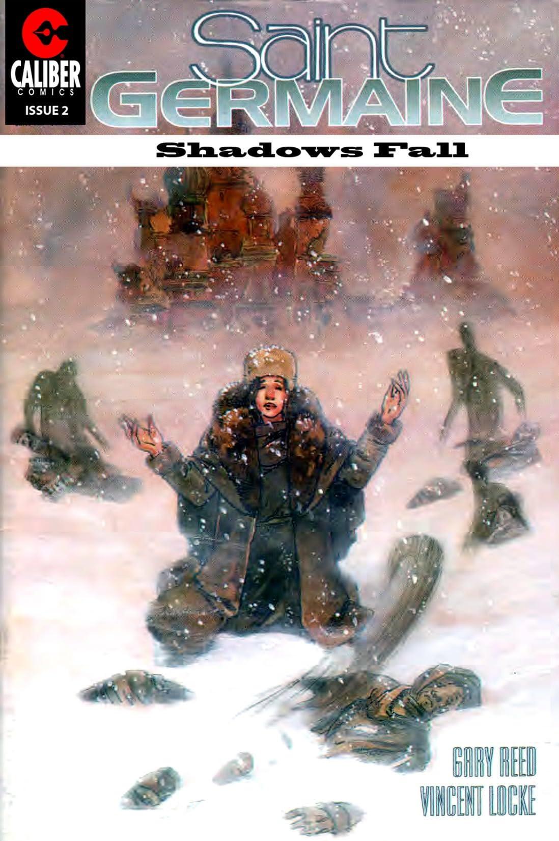 Saint Germaine: Shadows Fall #2