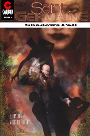Saint Germaine: Shadows Fall #3
