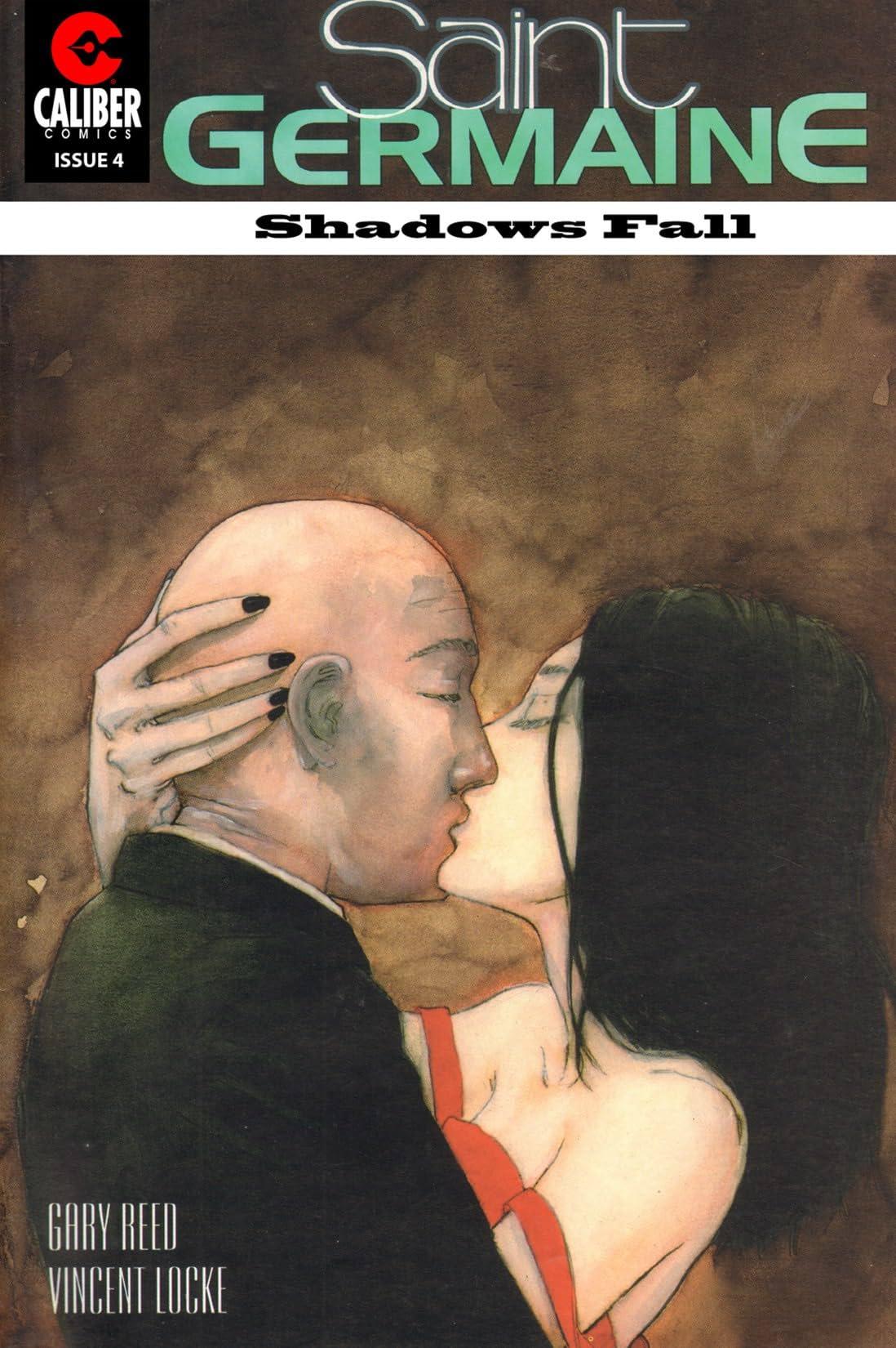 Saint Germaine: Shadows Fall #4