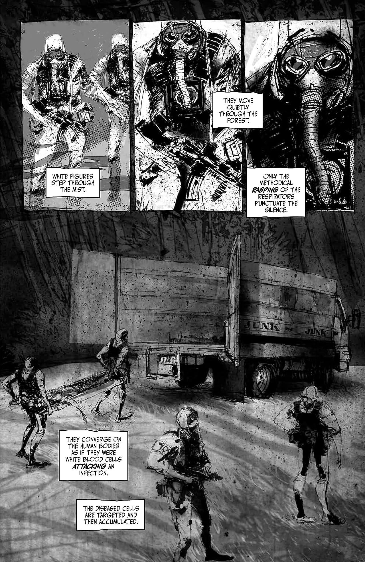 Deadworld: Slaughterhouse #1