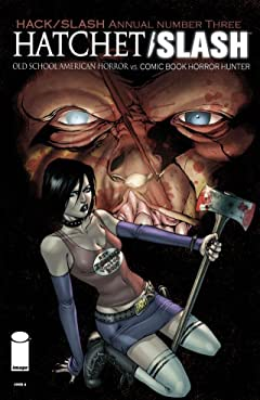 Hack/Slash Annual 2011: Hatchet Slash #1