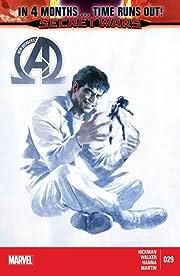 New Avengers (2013-2015) #29