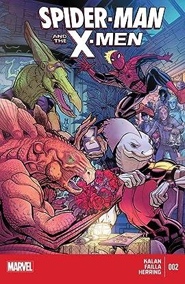 Spider-Man & The X-Men #2