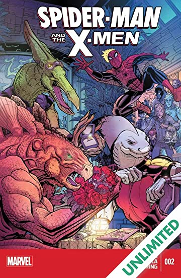 Spider-Man & The X-Men #2