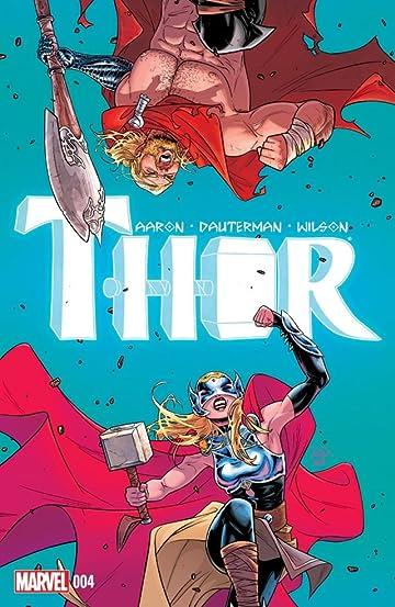 Thor (2014-2015) #4