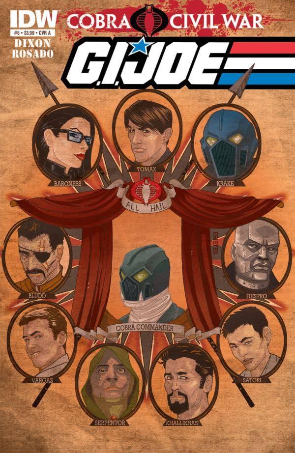 G.I. Joe (2011-2013) #8