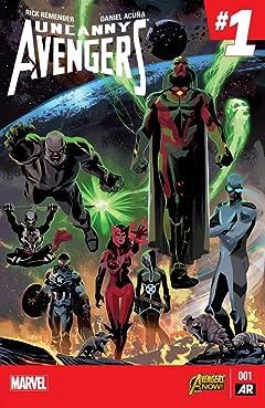 Uncanny Avengers (2015) #1