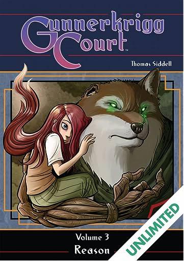 Gunnerkrigg Court Vol. 3: Reason