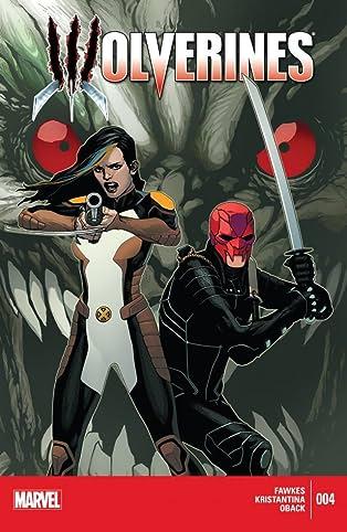 Wolverines (2015) #4
