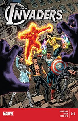All-New Invaders (2014-2015) #14