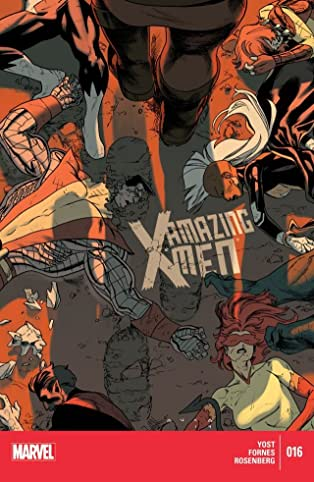 Amazing X-Men (2013-) #16