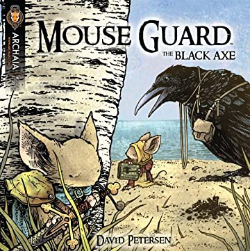 Mouse Guard: The Black Axe #1 (of 6)