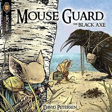 Mouse Guard: The Black Axe #1