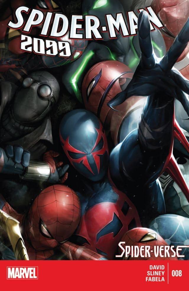 Spider-Man 2099 (2014-2015) #8