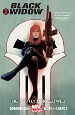 Black Widow Tome 2: The Tightly Tangled Web