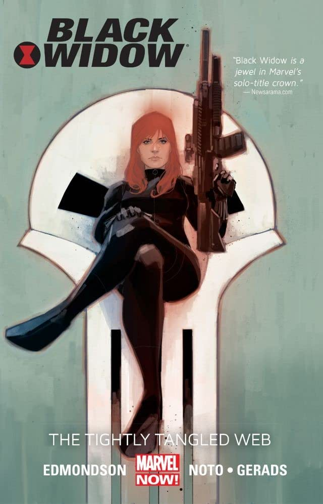 Black Widow Vol. 2: The Tightly Tangled Web