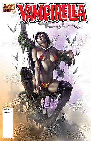 Vampirella Annual 2011 #1