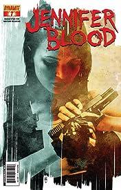 Garth Ennis' Jennifer Blood #7
